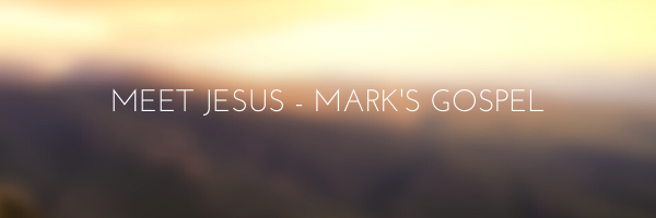 Meet Jesus – Week 1